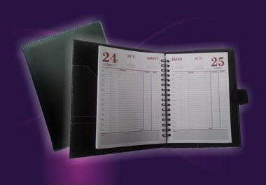 Agenda diaria 2018 modelos styler for La caja sucursales horarios